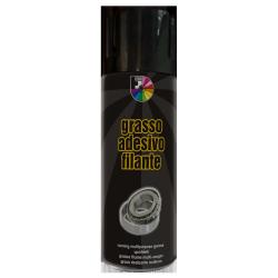 Grasso adesivo filante in spray
