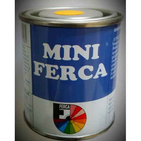 Smalto a solvente fluorescente 125ml (MINIFERCA)