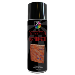 Spray tracciante per interni