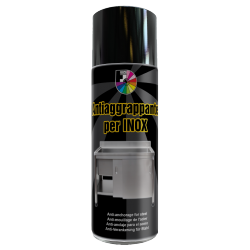 Spray Antiaggrappante per inox