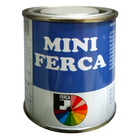 Impregnante legno a base solvente 125ml (MINIFERCA)