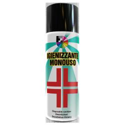 Igienizzante monouso