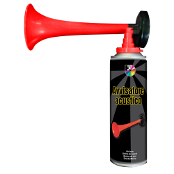 Ricarica avvisatore acustico