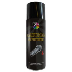 Spray antigrippante all'alluminio