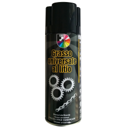 Grasso al litio in spray