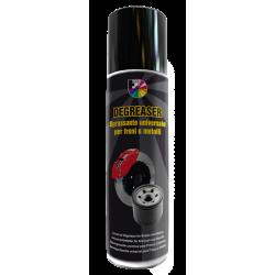 Degreaser - Spray Sgrassante Universale per parti metalliche