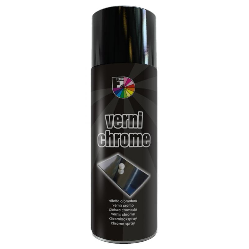 Spray ad effetto cromo - Vernice a specchio ...