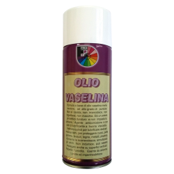 Olio di vaselina in spray